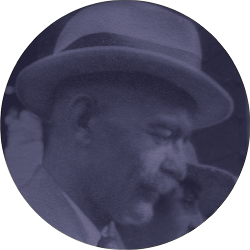 A picture of George Gurdjieff